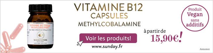 vitamine b12 femme enceinte